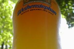 Une bonne bière locale lors d'un week-end en à Berlin en Allemagne.