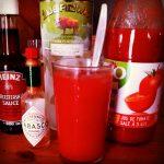 Bloody Mary : cocktail à la vodka et au jus de tomate