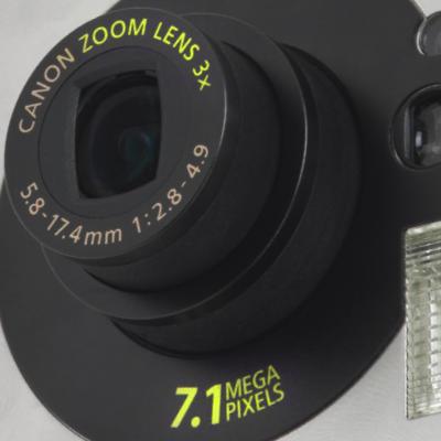 Zoom optique 3x 7.1 Megapixels